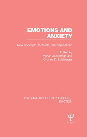 Emotions and Anxiety (PLE: Emotion)