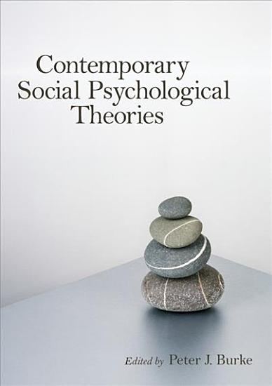 Contemporary Social Psychological Theories PDF