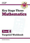 New KS3 Maths Year 8 Targeted Workbook  with Answers
