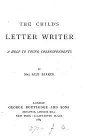 The child's letter-writer