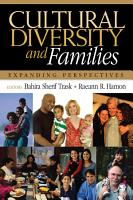 Cultural Diversity and Families PDF