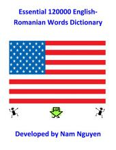 Essential 120000 English-Romanian Words Dictionary