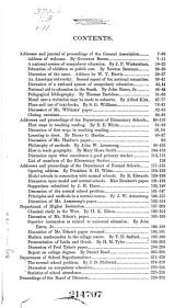 Addresses and Proceedings of the ... Annual Meeting: Volume 11