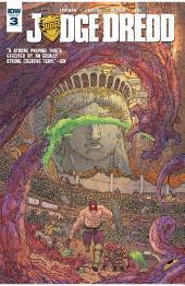 Judge Dredd (2016) #3