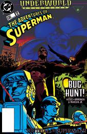 Adventures of Superman (1987-2006) #530