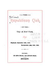 The Republican Club of the City of New York