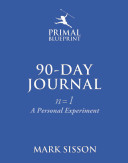 The Primal Blueprint 90 Day Journal Book