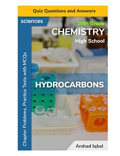 Hydrocarbons Quiz Questions and Answers Book