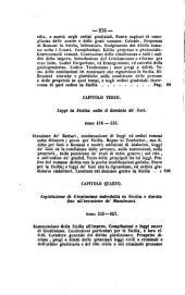Storia della legislazione civile e criminale in Sicilia sotto le dominazioni dei romani, goti, bizantini e musulmani