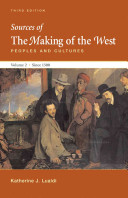 Sources of Making of the West with Concise Correlation Guide