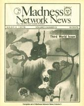 Madness Network News Volume 3: A Journal of the Psychiatric Survivor Movement