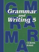 Grammar and Writing 5 PDF