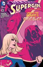 Supergirl (2011-) #36