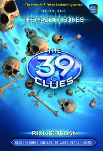 The 39 Clues  1 The Maze of Bones Book