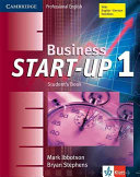 Business Start-Up 1 Student's Book Klett Edition