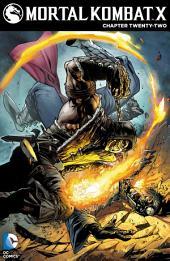 Mortal Kombat X (2015-) #22