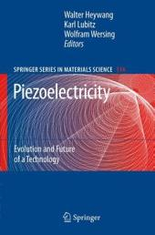 Piezoelectricity: Evolution and Future of a Technology