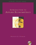 Introduction to Applied Econometrics Book