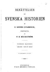 Berättelser ur svenska historien: Volym 10–11
