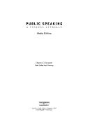 Ie Public Speaking W Cd Rom