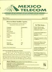 Mexico Telecom Monthly Newsletter