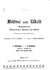 Deutsches Volkstum: Monatsschrift für deutsche Geistesleben, Band 10