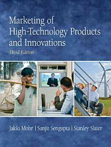 Marketing of High technology Products and Innovations Book
