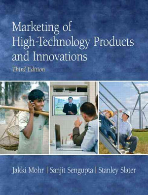 Marketing of High technology Products and Innovations PDF