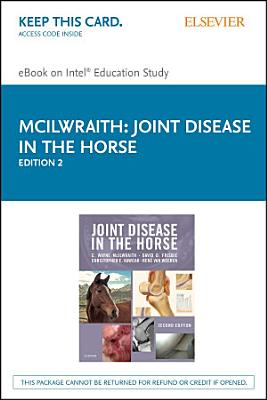 Joint Disease in the Horse   E Book PDF