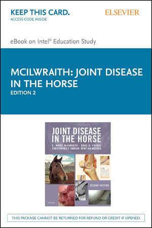 Joint Disease in the Horse   E Book