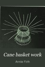 Cane Basket Work