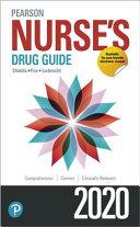 Pearson Nurse s Drug Guide 2020