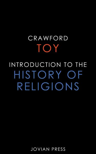 Introduction to the History of Religions Pdf Book