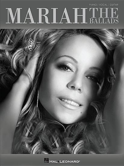 Mariah Carey   The Ballads  Songbook  PDF