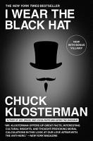 I Wear the Black Hat PDF