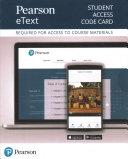 Pearson Etext Elemental Geosystems Access Card