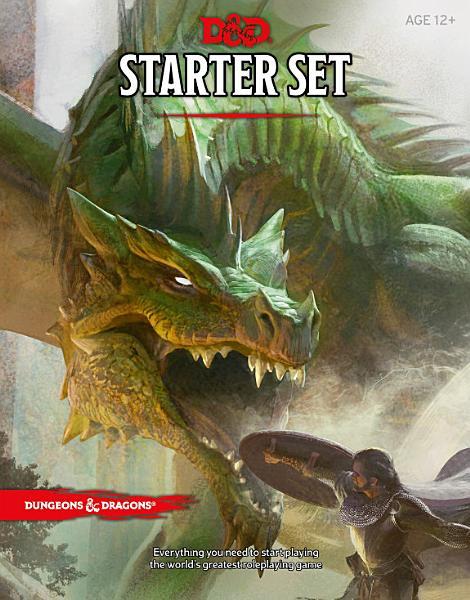 Download Dungeons   Dragons Starter Set Book