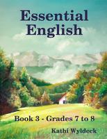 Essential English PDF