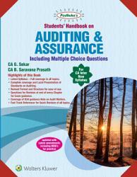 Padhuka S Students Handbook On Auditing Assurance Ca Inter New Syl 16e Book PDF