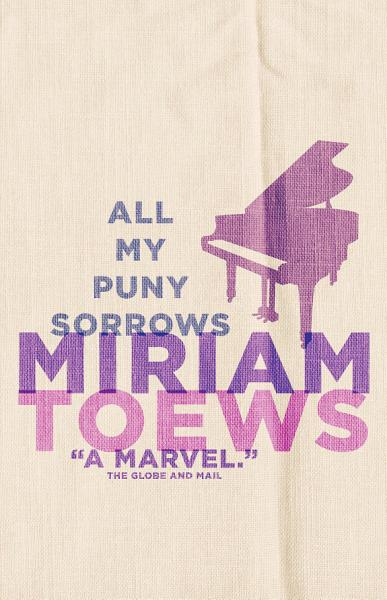 Download All My Puny Sorrows Book