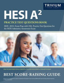 Hesi A2 Practice Test Questions Book 2020 2021 Book PDF