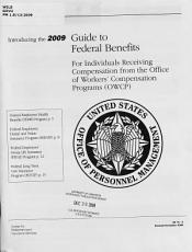 Guide to Federal Employees Health Benefits Plans for Individuals Receiving Compensation from the Office of Workers  Compensation Programs  OWCP   PDF