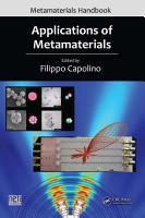 Applications of Metamaterials PDF