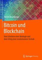 Bitcoin und Blockchain PDF