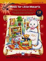 Alfred s Classroom Music for Little Mozarts 1 PDF