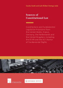 Sources of Constitutional Law PDF