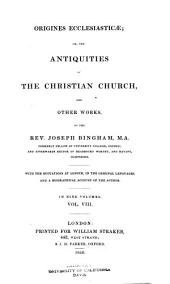 A scholastical history of the practice of the church in reference to the administration of baptism by laymen