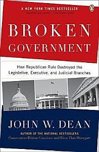 Broken Government Book