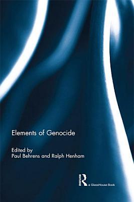 Elements of Genocide PDF