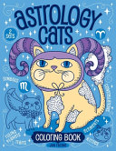 Astrology Cats Coloring Book